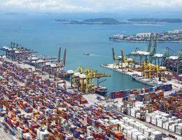 L'importance du fret maritime