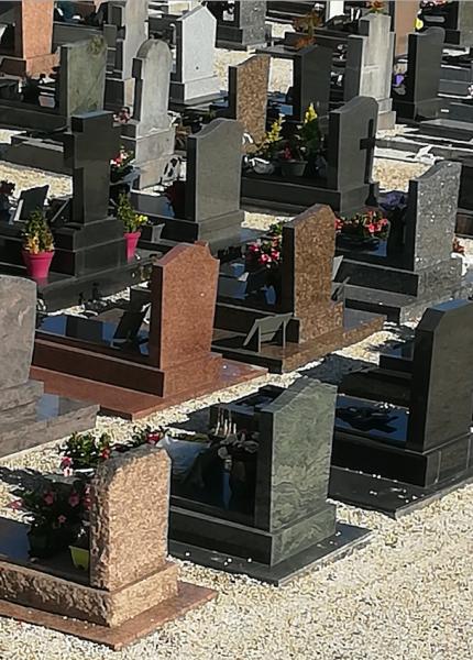 plaque funeraire pecheur